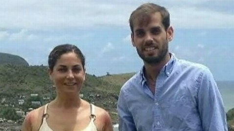 abc gma st lucia dan kate suski jt 130427 wblog Siblings Swim for Survival After Boat Sinks in St. Lucia