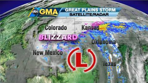 abc gma weather map nt 111220 wblog Weekend Weather Scenarios: Will Your Christmas Be White?