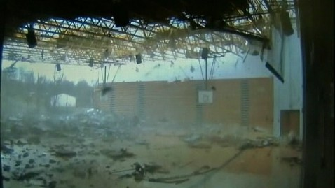 abc henryville jt 120317 wblog Caught on Tape: Tornado Rips Indiana School