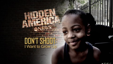 abc hidden america dont shoot jef 121015 wblog Nightline Daily Line, Oct. 18: Dont Shoot, I Want to Grow Up