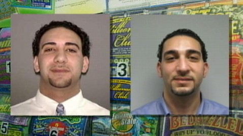 abc lotto brothers arrested andy nayel ashkar thg 121114 wblog NY Brothers in $5M Lottery Scam, Police Say