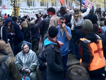 abc occupy wall street nt 111117 main Occupy Wall Streets Day of Disruption: WN Live Updates