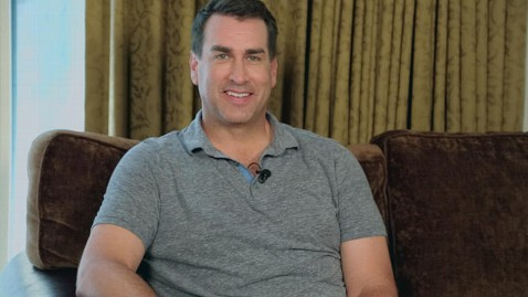 abc rob riggle mi 130531 wblog Lt. Col. Rob Riggle at Ease as Comedic Actor
