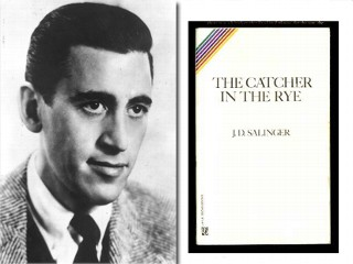 "PHOTO J.D. Salinger, the 90-year-old creator of ""The Catcher in the Rye,"" is seeking an injunction against the writer, publishers and distributor of a spinoff of the author's famous novel."
