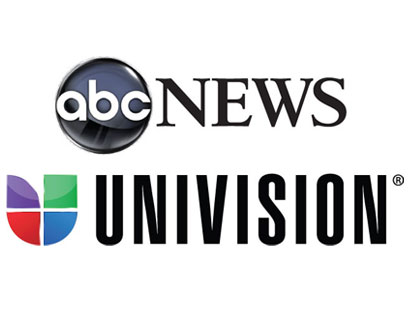 abc univision dm 120507 main ABC News and Univision News Plan to Join Forces to Create Pioneering Joint Venture   Multiplatform News and Information Service for U.S. Hispanics
