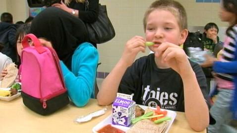 abc veggie school nt 130501 wblog Elementary School Cafeteria Goes Vegetarian