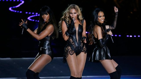 ap bey destinys kb 130203 wblog Super Bowl XLVII Live: Score, Commercials and More