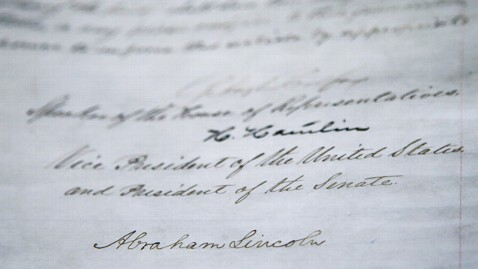 Mississippi Officially Abolishes Slavery Ratifies 13th Amendment
