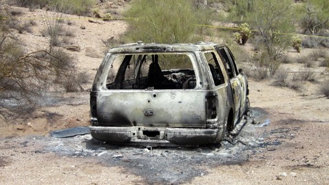 ap Vekol Valley Five Dead jt 120603 wblog Five Bodies Found in Burned SUV Believed to Be Missing Family