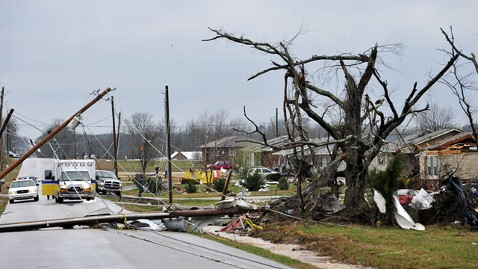 ap alabama tornado jef 120302 wblog At Least 26 Dead as Tornadoes Slam South, Midwest