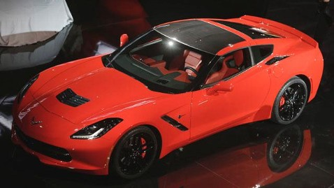 Corvette Stingray Unveil on Unveiled Mn Thg 130114 Wblog 2014 Corvette  Stingray Returns  Breaks