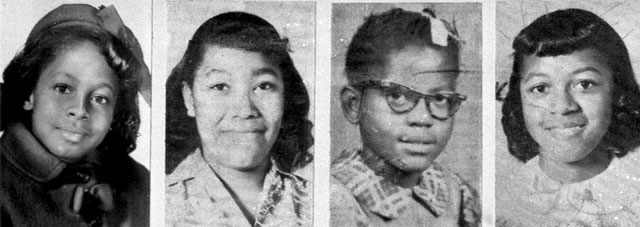 ap birmingham bombings girls nt 130425 blog Birmingham Church Bombing Victims Honored on 50th Anniversary