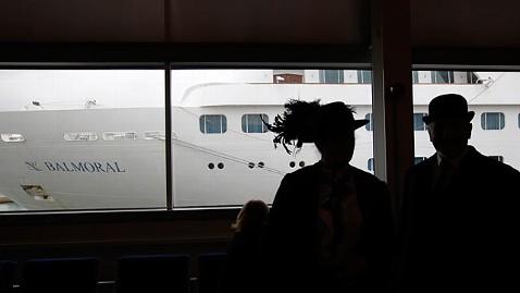 ap britain titanic jp 120409 wblog Cruise Ship Tracing Titanics Voyage Runs Into Trouble