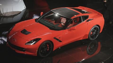 2014 Corvette General Motors Unveils Brand New Stingray