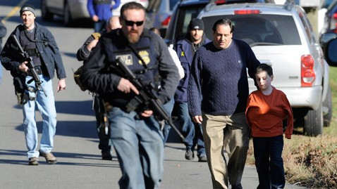 ap ct shooting 3 nt 121214 wblog LIVE UPDATES: Newtown, Conn., School Shooting