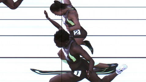 ap dead heat ll 120625 wblog U.S. Olympic Runner Withdraws From 100 Meter After Dead Heat