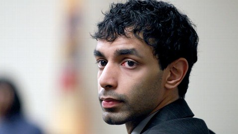 ap dharun ravi thg 120312 wblog Ex Rutgers Student Dharun Ravi Apologizes, Heads for Jail Thursday