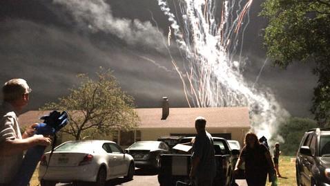 ap fireworks fires mr 120703 wblog Fireworks Spark Wildfire Fears