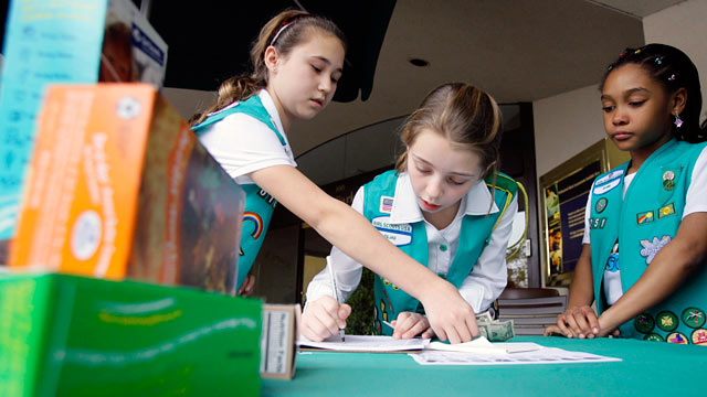 ap girl scout cookies jp 120106 wmain Girl Scouts Introduce New Cookie: Will Savannah Smiles Be a Hit?