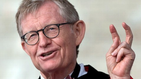 ap gordon gee nt 130530 wblog Ohio State President Apologizes for Damn Catholics Comment
