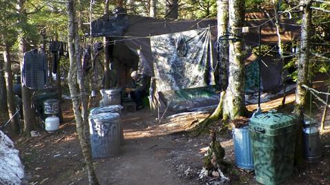 ap hermit pond nt 130410 wblog Legendary Hermit Burglar Arrested in Maine Woods