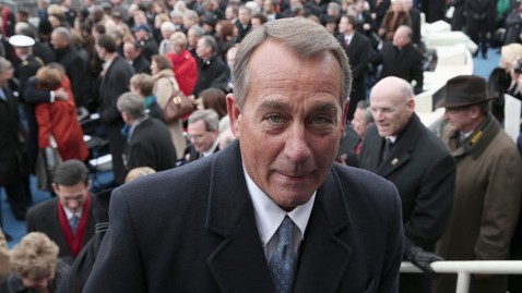 ap inauguration boehner ip 004 130121 wblog Boehner Wont Rush Immigration Overhaul Through House