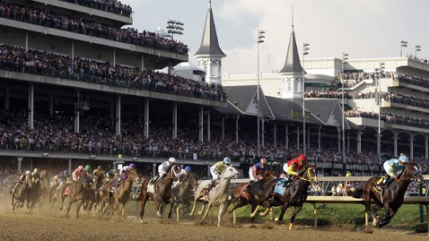 ap kentucky derby lt 120506 wblog Body Found at Churchill Downs Day After Kentucky Derby