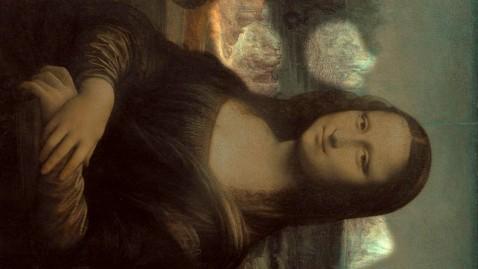 Mona Lisa's Secret: Hidden Animals? - ABC News