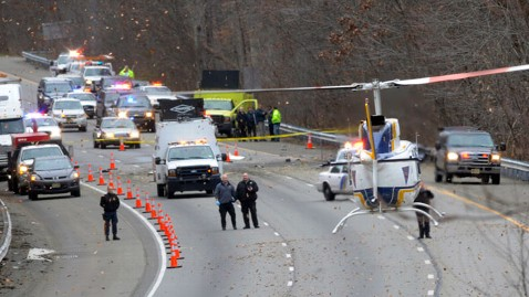 Fatal Plane Crash on New Jersey's I-287 - ABC News
