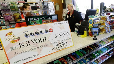 ap powerball jackpot jt 121125 wblog No Powerball Winner; Jackpot Grows to Record $425 Million