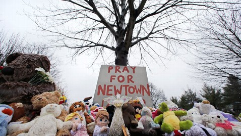 ap sandy hook memorial jef 121217 wblog Newtown Survivors Family Seeks to Sue State for $100M