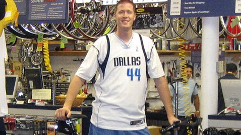 ap shawn bradley stolen bike jp 111111 wblog Found: NBA Stars Outsized Stolen Bicycle
