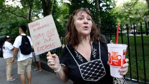 ap sugary drinks mr 120710 wblog Big Soda Ban Riles Industry, Bores New Yorkers