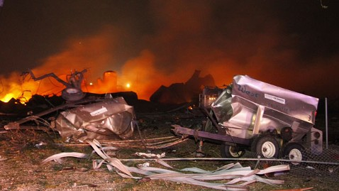 Live Updates: West, Texas Fertilizer Plant Explosion Injures More Than 100