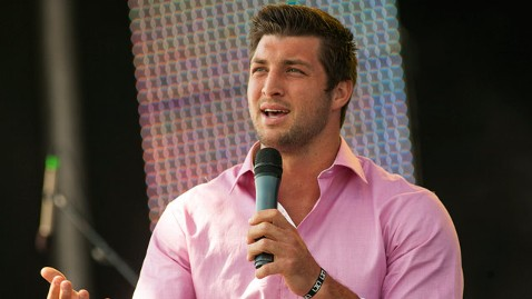 ap tim tebow easter 120408 wblog Time Magazines 2012 Most Influential List