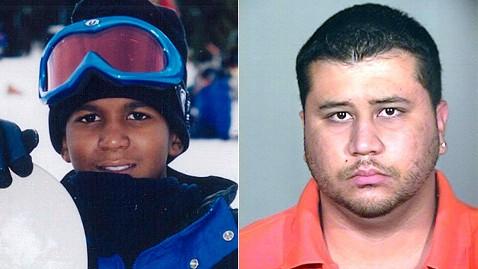 ap trayvon martin geroge zimmerman jt 120325 wblog Trayvon Martin Shooter Zimmermans Audio Tapes Show Calm
