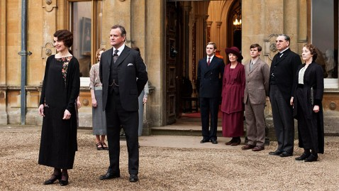 ap tv downtown abbey jt 130113 wblog Instant Index: Power Couples and Death Defying Stunts