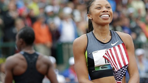 ap us track kb 120702 wblog U.S. Olympic Runner Withdraws From 100 Meter After Dead Heat
