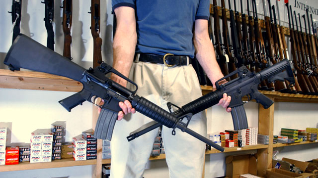 Little League Denies Political Agenda in AR-15 Rifle Raffle