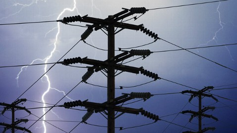 gty electric power lines jt 120505 wblog Man Cuts Live Wire, Leaves Thousands Without Power