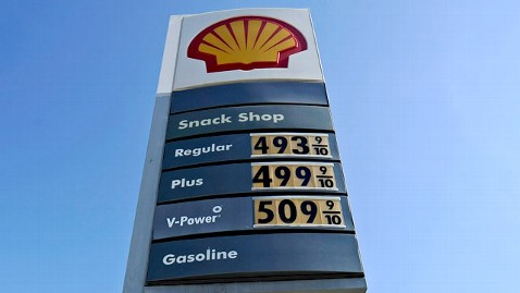 gty gas prices shell station thg 120224 wblog Abnormal Gas Price Differences Across the U.S.