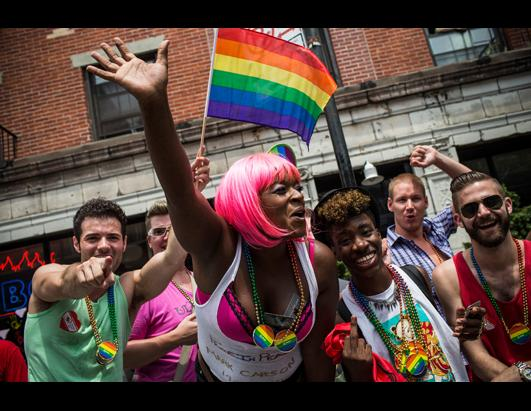 Gay Pride News News and media website