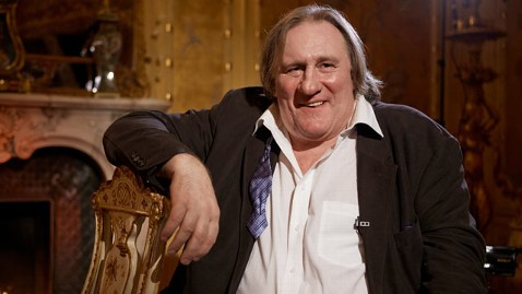 gty gerard depardieu thg 130103 wblog Starbucks Debuts $1 Reusable Cups; Adele Scores Best Selling Album of the Year