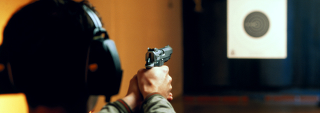 gty gun range groupon jef 130122 xwide Survey: More Gun Owners Want Firearms for Protection