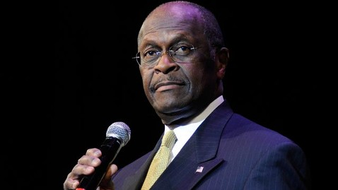 gty herman cain jef 111108 wblog Herman Cain Says He Doesnt Need Secret Service Protection from the Media