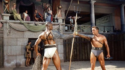 gty kirk douglas spartacus ll 120629 wblog Person of the Week Kirk Douglas on Helping to Break Blacklist