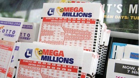 Lottery players ponder what they'd do with $540 million