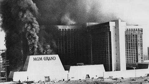 1980 MGM Grand Hotel Fire-Thirty Years Ago