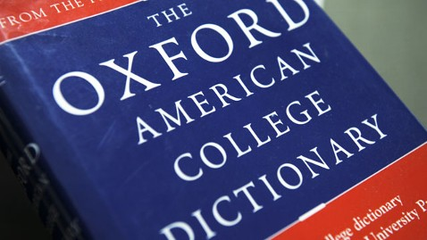gty oxford dictionary jef 121113 wblog Tweet Now an Official Word: Oxford English Dictionary