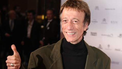 gty robin gibb jt 120422 wblog Bee Gee Robin Gibb Wakes Up From Coma